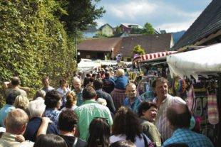Vier Tage lang wird in Oberharmersbach Kilwi gefeiert