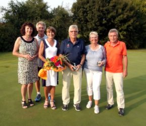 Osiander und Domfeld gewinnen die Senioren-Clubmeisterschaft