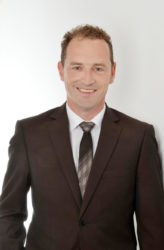 Diplom-Verwaltungswirt Richard Weith ist der dritte Bürgermeister-Kandidat