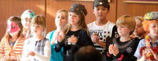 Für 30 Kinder hieß es in Biberach am Donnerstag: Die Schule fängt an