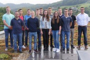 Hydro startet mit hoch motiviertem Nachwuchs ins Ausbildungsjahr