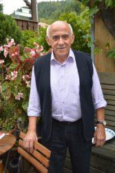 Stadtgärtner i.R. Günther Schweitzer feiert morgen seinen 80. Geburtstag