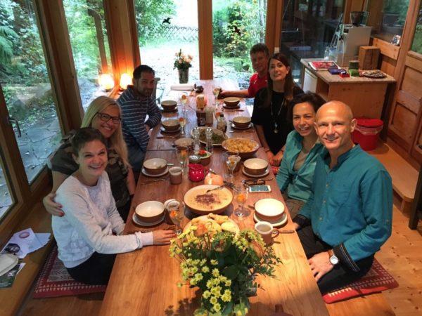 Ayurveda-Kochkurse  mit Janine Schwörer