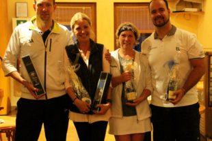 Sonja Metz und Emanuel Lehmann – zweifache Titelträger