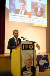 Günther Oettinger: »Europa ist und bleibt der Friedenskontinent«