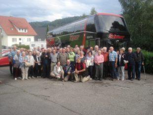 Alterskameraden verbrachten einen schönen Tag am schwäbischen Meer