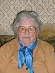»Kuli-Mutter« wird heute 99 Jahre
