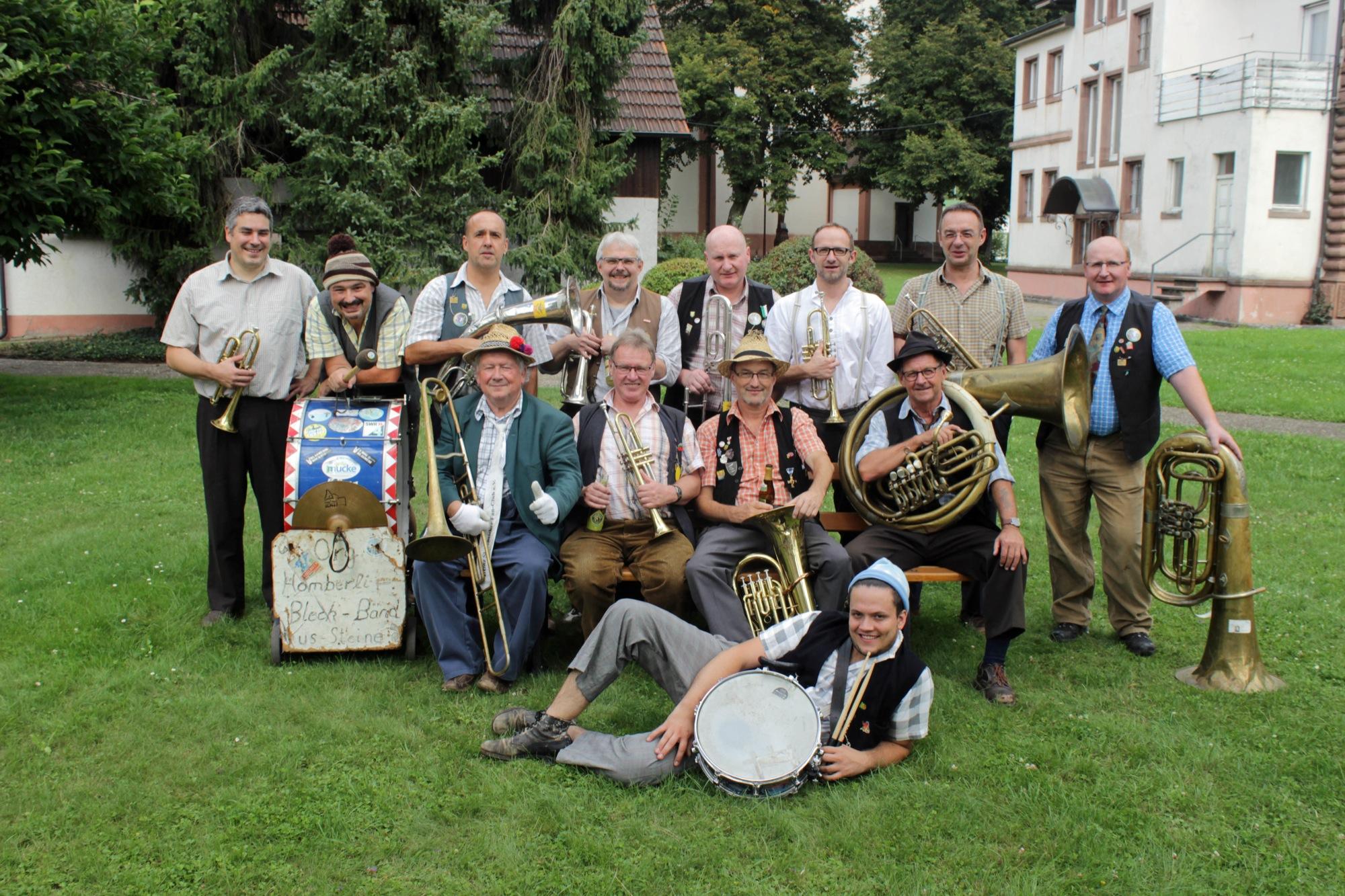 2017-9-22-Steinach-selbst-Homberle-Blech-Bänd 2017