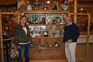 Dauerleihgabe im Puppen- und Spielzeugmuseum zu sehen