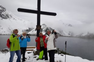Schöne Wandertage in Lech am Arlberg