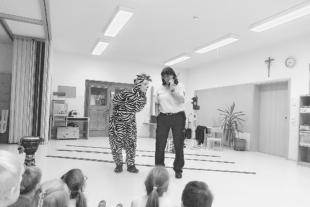Mehr Sicherheit für Schulanfänger und Kindergartenkinder