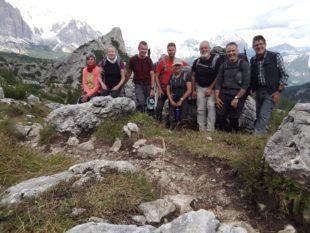 Rund um Cortina d'Ampezzo