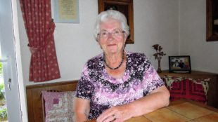 Rosa Baumann feiert am Montag 85. Geburtstag