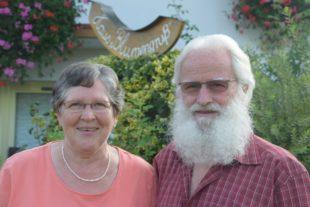 Paul und Helga Boschert feiern das Fest der goldenen Hochzeit