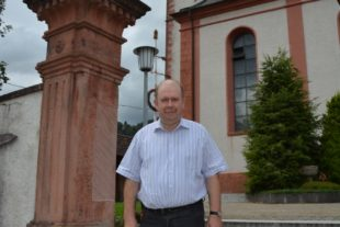 Pfarrer Peter Seibt ist neuer Kooperator in der Seelsorgeeinheit Zell