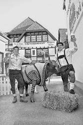 Metzger-Oktoberfest am Montag und Dienstag in Zell a. H.