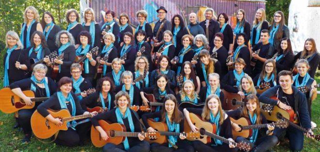 Jahreskonzert Gitarrenverein Nordrach