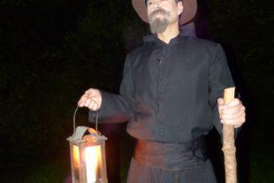 Nachtwanderer trafen in der Moos Nordrachs bekannte Sagengestalt