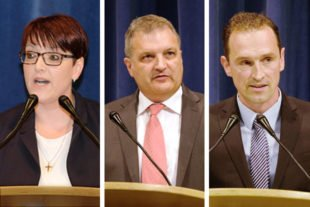 Oberharmersbach wählt neuen Bürgermeister