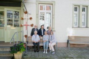 1.500-Euro-Spende vom VdK für die Kirchliche Sozialstation St. Raphael