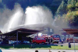 Holzbau Fehrenbacher war Übungsobjekt