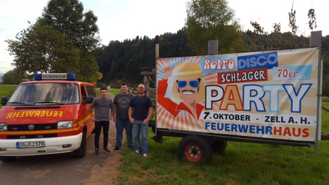 Retro-Schlager-Party