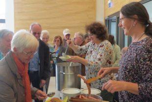 Kirchengemeinde feierte Erntedank