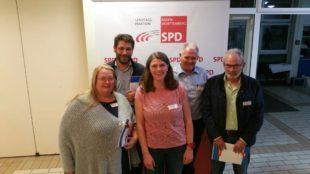 Regionalkonferenz der SPD-Landtagsfraktion in Herbolzheim