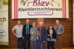 Beeindruckende Lokalschau der Kleintierzüchter in Nordrach