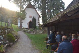 Traditionelles Wendelinsfest wurde auf dem Mühlstein gefeiert