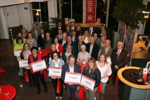Sparkasse unterstützt die Arbeit von 14 Vereinen finanziell