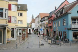 Kirchstraße soll nach der Testphase zur Einbahnstraße werden