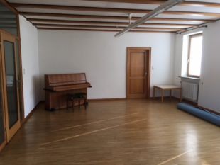 Musikschule zieht während der Ferien in die Ortsverwaltung