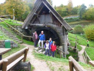 Freizeitverein wanderte im Blumen-und Weindorf Sasbachwalden