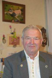 Ludwig Huber feiert heute seinen 80. Geburtstag