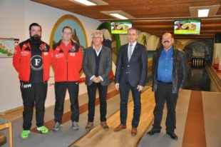 SKC Unterharmersbach spendet  500 Euro an Mukoviszidose Ortenau