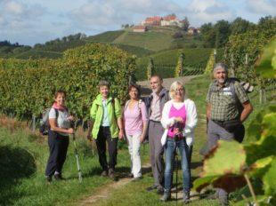 Genießerwanderung auf dem Durbacher Weinpanorama