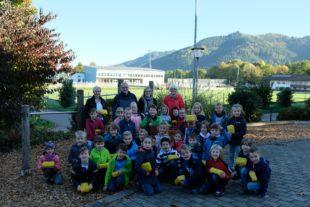 33 Bio-Brotboxen zum Schulanfang für die Erstklässler