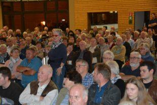 Bürgermeister-Kandidaten standen in der Fragerunde Rede und Antwort