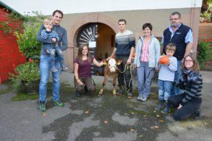 »S' Mattebure Hofladen« bietet vielfältige landwirtschaftliche Produkte Familie Schmider betreibt die Landwirtschaft in dritter Generation
