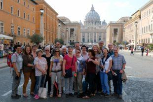 Rom ist immer eine Reise wert