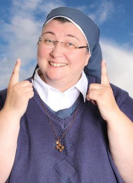 Schwester Teresa spricht über den befreiten Umgang mit Fehlern