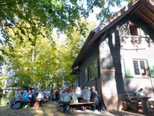 Hüttenfest auf der Kuhhornkopfhütte war ein voller Erfolg