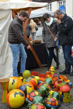 Töpfer- und Kunsthandwerkermarkt