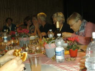 Traditionelles Herbstfest bei den »Frauen aktiv«