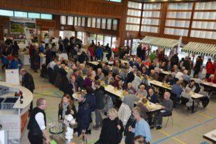 Naturpark-Genuss-Messe war Publikumsmagnet