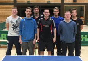 Tischtennis-Abteilung des TVU mit vollem Programm
