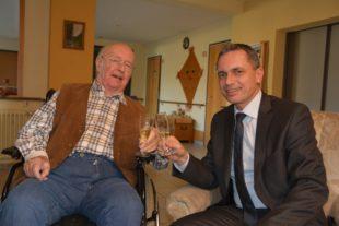 Franz Pils feierte 85. Geburtstag