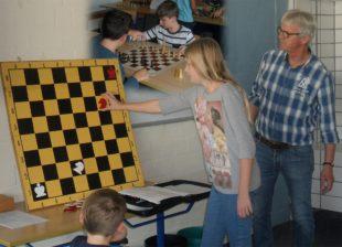 Spiel der Könige begeistert Schüler