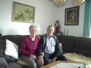 August und Paula Haas feiern am Dienstag Goldhochzeit